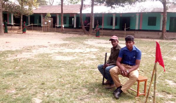 মৌলভীবাজারে ভোটার শূন্য ভোট কেন্দ্র