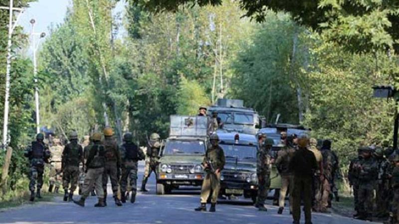 ভারতীয় বাহিনীর গুলিতে দুই কাশ্মীরি তরুণ নিহত