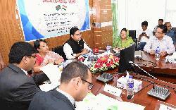 আইসিটি সেক্টরে ভারত ও বাংলাদেশ একযোগে কাজ করবে : রীভা গাঙ্গুলি