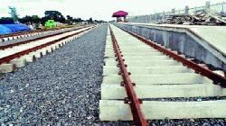 নতুন রেলপথ নির্মাণ প্রকল্পে উৎসাহী কর্মকর্তারা