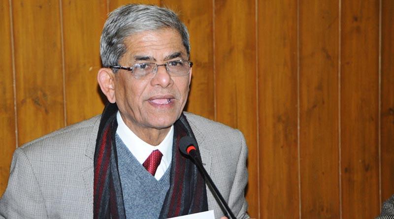 বিচার বিভাগ এখন সরকারের নিয়ন্ত্রণে: ফখরুল