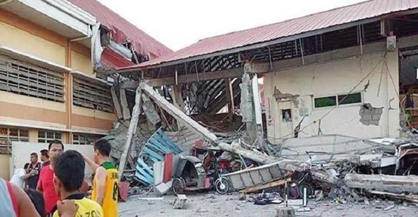 ফিলিপাইনে ভূমিকম্পে আহত ৫১