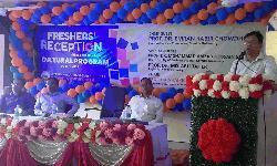 কুবিতে ম্যানেজম্যান্ট বিভাগের নবীন বরণ অনুষ্ঠিত