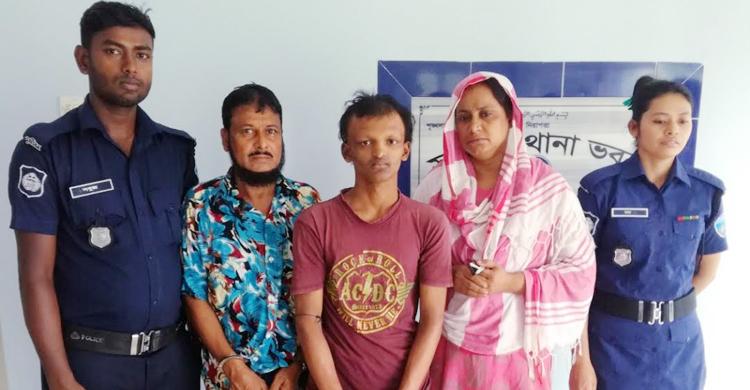 কলেজছাত্র ইকরাম হত্যাকান্ডে ভাগিনাসহ ৩জন গ্রেফতার