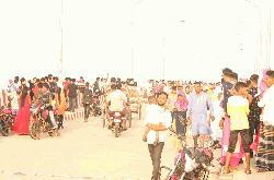 কালীগঞ্জে নেই বিনোদনের কোন স্থান; স্থানীয়দের ভরসা রেল স্টেশন, ব্রীজ ও সড়ক সেতু