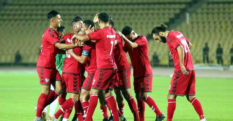 ফুটবলেও আফগানিস্তানের কাছে পরাজয়
