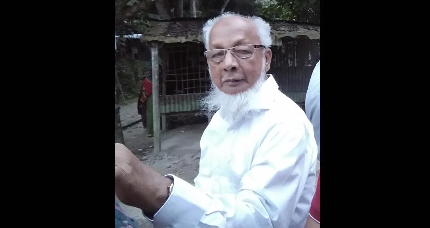 চলে গেলেন শিক্ষানুরাগী এম তোরাব আলী