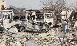 আফগানিস্তানে আবারও ভয়াবহ বোমা হামলা, নিহত ৩০