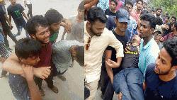 শিক্ষার্থীদের আন্দোলনে হামলা, বিশ্ববিদ্যালয় বন্ধ ঘোষণা