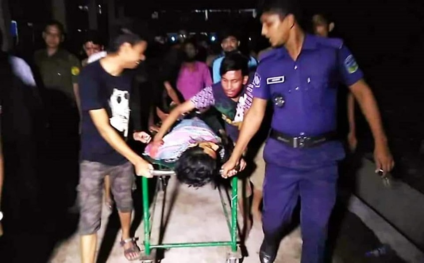 ময়মনসিংহে কলেজ শিক্ষার্থীকে ছুরিকাঘাতে হত্যা