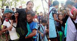 খাসিয়া নারী হস্তান্তর : যুবকসহ গরু ফেরত দিল ভারত