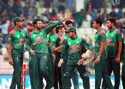 ভারতের বিপক্ষে টি-টোয়েন্টি সিরিজের জন্য দল ঘোষণা