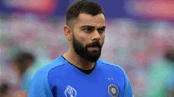 বাংলাদেশের বিপক্ষে টি-২০ সিরিজে নেই কোহলি
