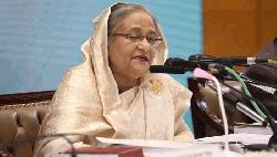 ভোলার বোরহানউদ্দিনে গুজব ছড়ানো হয়েছে: প্রধানমন্ত্রী
