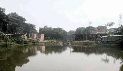 মধুখালীতে প্রভাবশালীদের নদী দখলবাণিজ্য