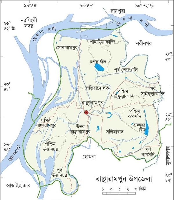 ব্রাহ্মণবাড়িয়া বাঞ্ছারামপুরে হাত-পা বাধা লাশ উদ্ধার