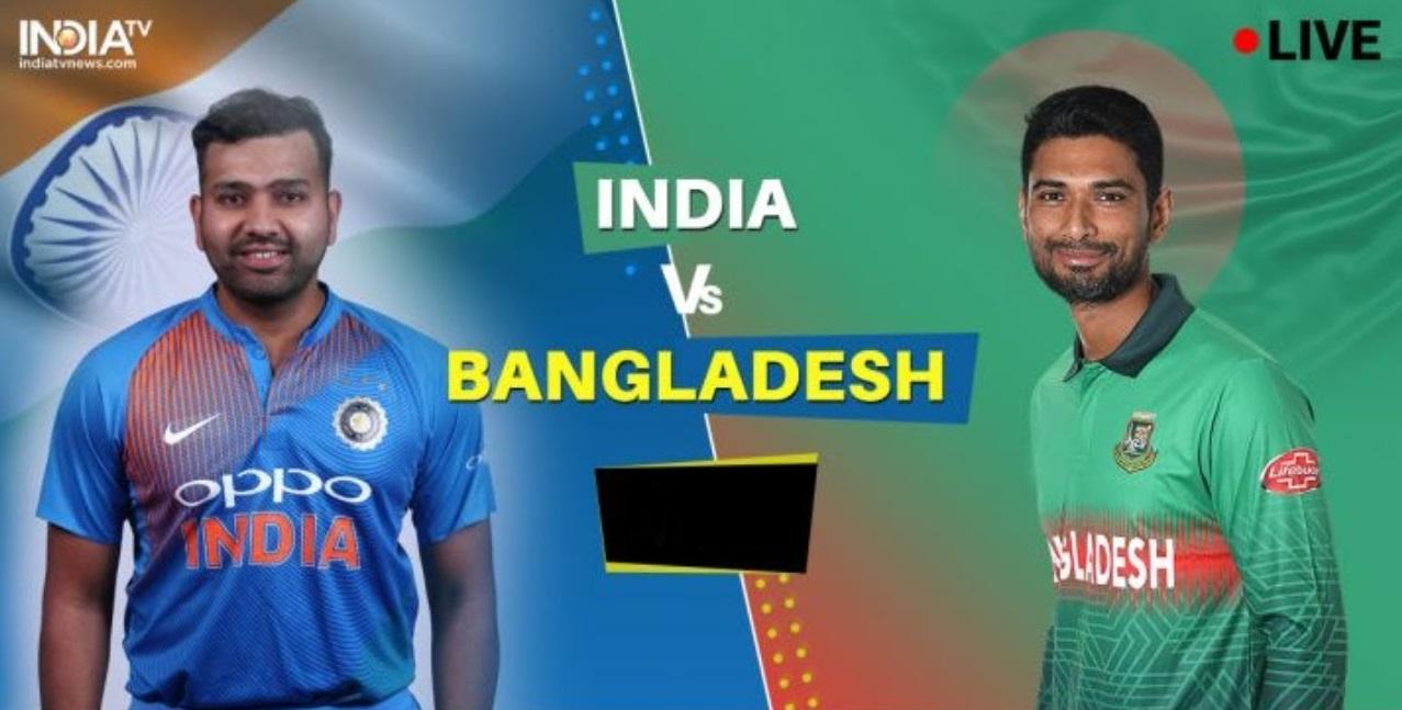 বাংলাদেশ-ভারত টি-২০ ম্যাচ লাইভ দেখুন