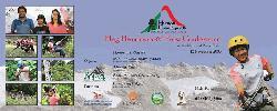 'মিশন হিমালয়া ২০১৯ -এর পতাকা হস্তান্তর অনুষ্ঠান কাল