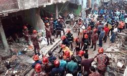 চট্টগ্রামে গ্যাস লাইন বিস্ফোরণে ৭ জন নিহত
