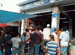 গুজবে কোটালীপাড়ায় লবণ কেনার হিড়িক
