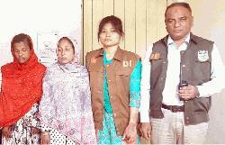 শেরপুরে ইয়াবাসহ সাবেক ২ নারী ইউপি সদস্য গ্রেফতার