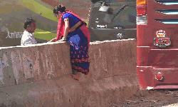 কুমিল্লায় ফুটওভার ব্রিজ ব্যবহারে আগ্রহ নেই পথচারীদের
