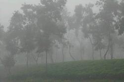 দেশের সর্বনিম্ন তাপমাত্রা মৌলভীবাজারে