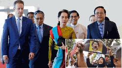 মিয়ানমারকে বয়কটের ডাক ১০ দেশের ৩০ মানবাধিকার সংস্থার