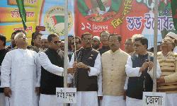 খালেদা জিয়ার জামিন নিয়ে সরকারের কিছু করার নেই : সেতুমন্ত্রী
