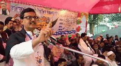 খালেদার জামিন না দিয়ে আদালত শান্তি প্রতিষ্ঠা করেছে: নৌ প্রতিমন্ত্রী