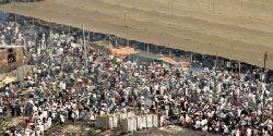 আখেরি মোনাজাতে শেষ হলো দ্বিতীয় পর্বের বিশ্ব ইজতেমা
