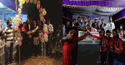 সওদাগর পাড়া তরুণ সংঘের ফুটবল ফাইনাল অনুষ্ঠিত
