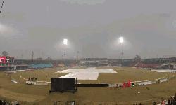 বাংলাদেশ-পাকিস্তান টি-২০ সিরিজের শেষ ম্যাচ বৃষ্টিতে পরিত্যক্ত