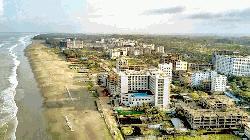 কক্সবাজারকে 'ব্যয়বহুল' শহর ঘোষণা সুবিধা বাড়বে চাকরিজীবীদের