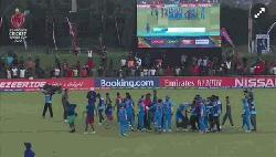 ফাইনালের ঘটনায় বাংলাদেশ-ভারতের ৫ ক্রিকেটারের শাস্তি