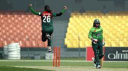 পাকিস্তানকে হারাল নারী ক্রিকেট দল