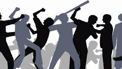 বাঞ্ছারামপুরে সংঘর্ষে ১৪ জন টেঁটাবিদ্ধসহ আহত ২৫