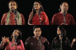 ছয় শিল্পীর স্বাধীনতার গান 'বাংলাদেশ'