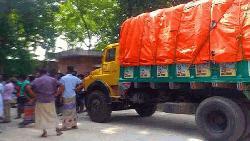 রাজশাহীতে সরকারি খাদ্যগুদামের ৬০ টন ধান গায়েব