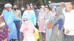 খালেদা জিয়ার মুক্তি : স্বাগত ইইউ'র