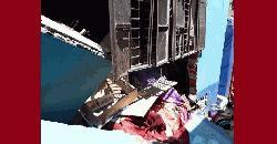 নারায়ণগঞ্জে সেপটিক ট্যাঙ্ক বিস্ফোরণ ৮ মাসের শিশু নিহত, ৪ জন আইসিইউতে