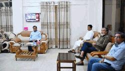 'করোনা সংকটে সরকার-গণমাধ্যম একসাথে কাজ করবে'- তথ্যমন্ত্রী