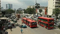 ঢাকা : প্রবেশ ও বের হওয়া বন্ধ