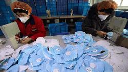 চীনের এক মাসে ৪০০ কোটি মাস্ক বিক্রি
