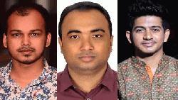 'করোনা মোকাবিলায় তিন ছাত্রলীগ নেতার উদ্যোগ'