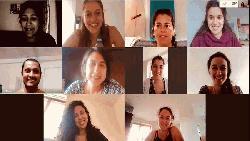 করোনাকালে বিশ্বব্যাপী অভিবাসী-শরণার্থী-স্থানীয়দের এক করেছে স্পিক