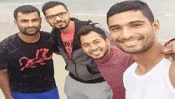 আম্পানে ক্ষতিগ্রস্তদের পাশে জাতীয় দলের ক্রিকেটাররা