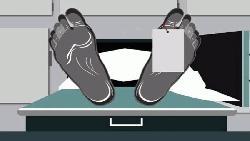 বাংলামোটরে বাসচাপায় মোটরসাইকেল আরোহীসহ নিহত ২