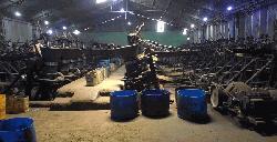 নওগাঁয় বিসিক শিল্পনগরীতে দিনে ২০ হাজার লিটার ভোজ্য তেল উৎপাদন