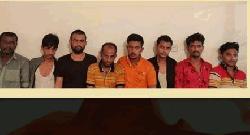 সাভারে আন্ত:জেলা ডাকাত দলের ৮ সদস্য আটক